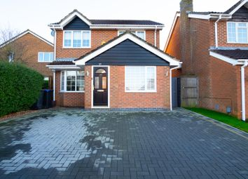 Thumbnail 3 bed detached house for sale in Summerfields, West Hunsbury, Northampton