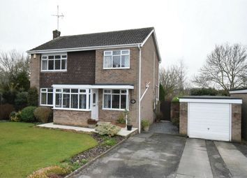 Thumbnail 4 bed detached house for sale in Holly Grove, Swanwick, Alfreton, Derbyshire