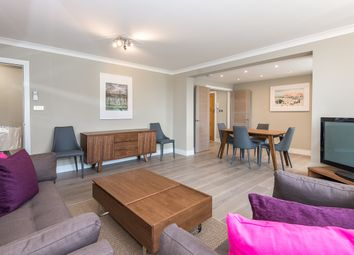 Thumbnail 3 bed flat to rent in Boydell Court, Hampstead