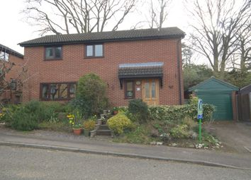 Thumbnail 4 bedroom detached house for sale in Blakeney Close, Eaton, Norwich