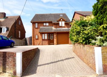 Thumbnail 5 bed detached house for sale in Bells Lane, Hoo Rochester