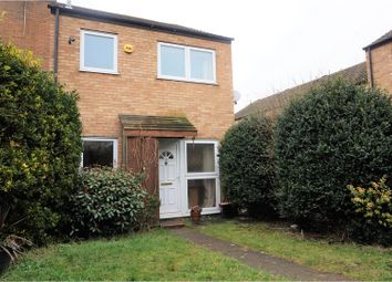 Thumbnail 1 bed semi-detached house for sale in Thistledown, Gravesend