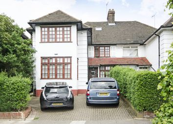 Thumbnail 5 bed property to rent in Helenslea Avenue, Golders Green