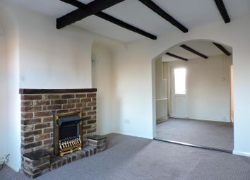Thumbnail 2 bed terraced house to rent in Trinity Street, Fareham