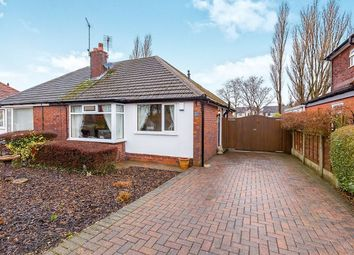 Thumbnail 2 bed bungalow for sale in Brookside Road, Fulwood, Preston