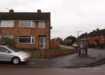 Thumbnail 3 bedroom semi-detached house to rent in Sandiacre Drive, Thurmaston, Leicester