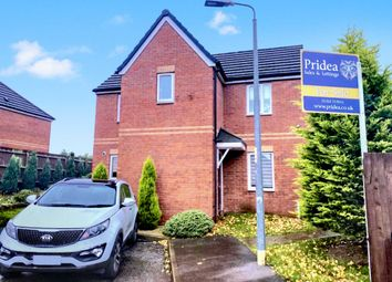 Thumbnail 3 bed detached house for sale in Epsom Road, Birchwood, Lincoln
