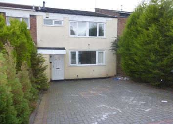 Thumbnail 4 bed terraced house for sale in Rickyard Piece, Quinton, Birmingham