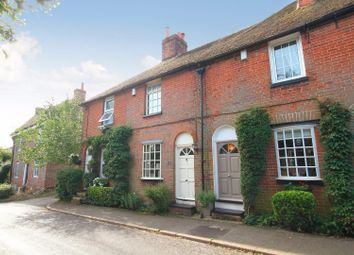 Thumbnail 2 bed terraced house for sale in Bekesbourne Hill, Bekesbourne, Canterbury