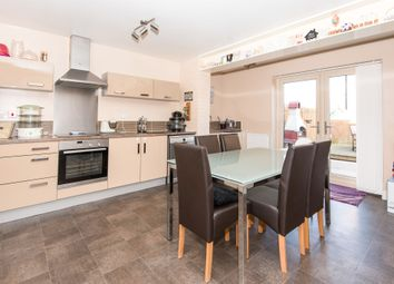 Thumbnail 5 bedroom town house for sale in Chelmsford Mews, Retford