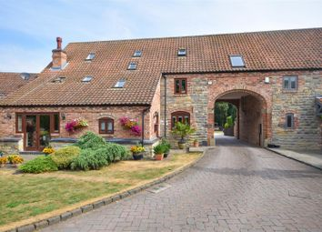 Thumbnail 5 bed barn conversion for sale in Old Melton Road, Widmerpool, Nottingham
