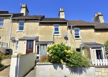 Thumbnail 2 bed terraced house for sale in Hampton View, Bath, Somerset