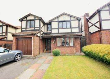 Thumbnail 4 bed detached house to rent in Satinwood Close, Ashton-In-Makerfield, Wigan