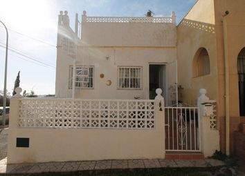 Thumbnail 1 bed end terrace house for sale in Urb La Marina, La Marina, Alicante, Valencia, Spain