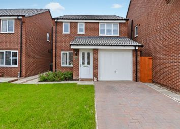 Thumbnail 3 bed detached house for sale in 11 Ferrous Way, North Hykenham, Lincoln