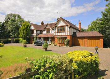 Thumbnail 6 bed detached house to rent in Butterfly Lane, Elstree, Hertfordshire