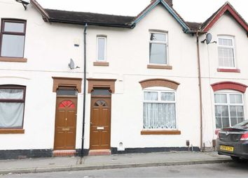 Thumbnail 2 bed terraced house to rent in Pennell Street, Bucknall, Stoke-On-Trent