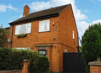 Thumbnail 3 bed detached house for sale in Swadlincote Road, Woodville, Swadlincote, Derbyshire