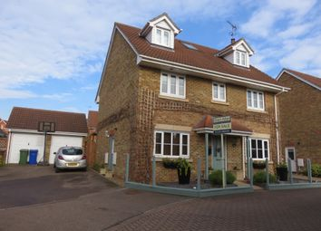 Thumbnail 5 bedroom detached house for sale in Dove Close, Chafford Hundred, Grays