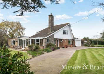 Thumbnail 4 bed property for sale in Edward Road, Winterton-On-Sea, Great Yarmouth