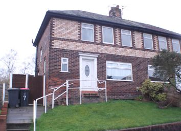 Thumbnail 3 bed semi-detached house for sale in Deacons Drive, Salford