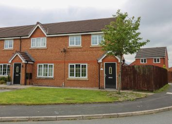 Thumbnail 3 bedroom mews house for sale in Ladymeadow Close, Sandfield Park Off Crompton Way, Bolton