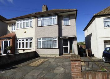 Thumbnail 3 bed semi-detached house for sale in Western Avenue, Dagenham, Essex