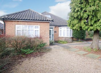 Thumbnail 4 bed detached bungalow for sale in Arundel Drive, Bramcote, Nottingham