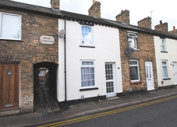 Thumbnail 2 bed terraced house to rent in Rose Lane, Biggleswade