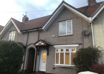 Thumbnail 2 bed terraced house for sale in Scruton Avenue, Sunderland