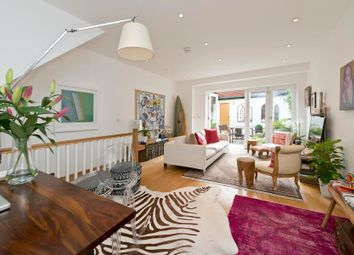 Thumbnail 4 bed mews house to rent in Boyne Terrace Mews, London