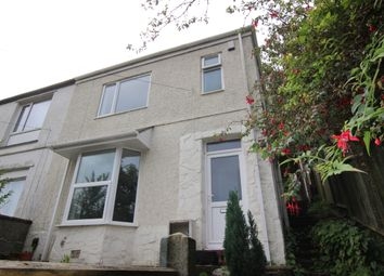 3 bed semi-detached house for sale in Billacombe Road, Plymouth PL9