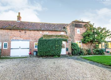 Thumbnail 3 bed barn conversion for sale in Manor Road, Easthorpe, Nottingham
