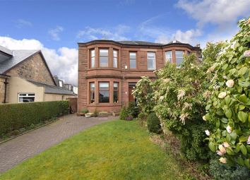 Thumbnail 3 bed semi-detached house for sale in Paisley Road, Renfrew