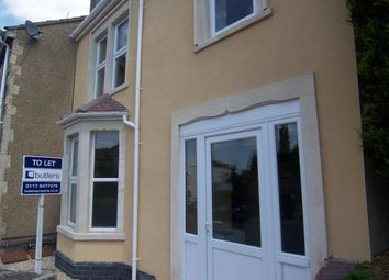 Thumbnail 1 bed flat to rent in Marling Road, St George