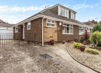 Thumbnail 3 bed bungalow for sale in Kensington Avenue, Normanby, Middlesbrough