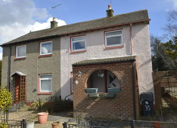 Thumbnail 2 bed semi-detached house for sale in Newpark Road, Stirling