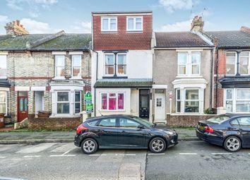 Thumbnail 1 bed flat for sale in Balmoral Road, Gillingham, Kent