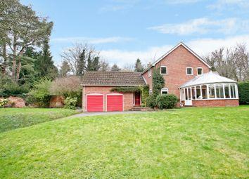 Thumbnail 4 bed detached house for sale in Coxhill Lane, Potterne, Devizes