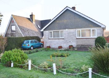 Thumbnail 2 bed detached bungalow for sale in Rew Street, Gurnard, Cowes