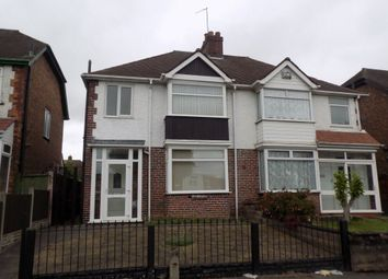 Thumbnail 3 bed property to rent in Chester Road, Pype Hayes, Birmingham