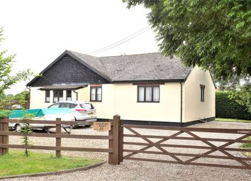 Thumbnail 4 bed detached bungalow for sale in Felsted, Dunmow, Essex