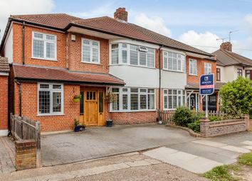 Thumbnail 5 bed semi-detached house for sale in The Grove, Upminster, Essex