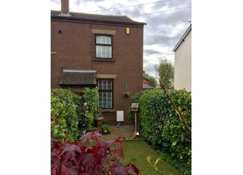 Thumbnail 2 bed end terrace house for sale in Crawford Road, Crawford Village
