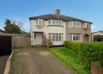 Thumbnail 3 bed semi-detached house for sale in Selwood Road, Sutton