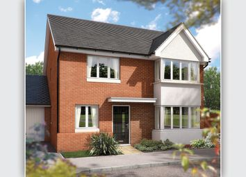 "Thumbnail 4 bed detached house for sale in ""The Canterbury"" at Chard Road, Axminster"