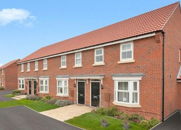 "Thumbnail 3 bed terraced house for sale in ""Archford"" at Southern Cross, Wixams, Bedford"
