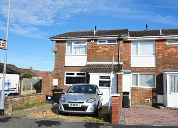 Thumbnail 3 bedroom end terrace house for sale in Woodmarsh Close, Whitchurch, Bristol