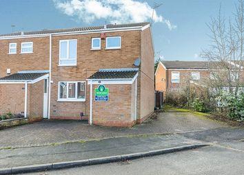 Thumbnail 2 bed terraced house for sale in Lysander Road, Rubery, Rednal, Birmingham