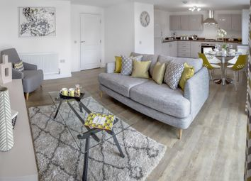 "Thumbnail 2 bed flat for sale in ""Erskine"" at Clippens Drive, Edinburgh"